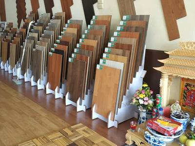 Sàn gỗ công nghiệp ThaiEver 8