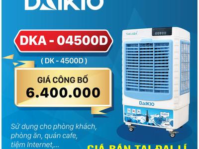 Máy làm mát không khí - Quạt điều hòa Daikio, Nakami chính hãng Đà Nẵng 5