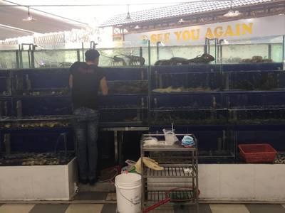Cần sang nhượng nhà hàng hải sản ở Song Hành - Hóc Môn 3