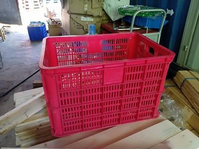 Sóng nhựa, rổ nhựa có bánh xe, không bánh xe, Sóng Bít, Sóng hở giá rẻ tại Quảng Trị, Quảng Bình 3