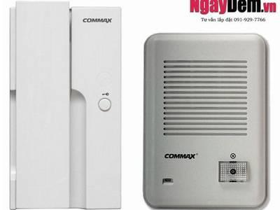Bộ điện thoại gọi cửa Commax DP-2S/DR-201D 2