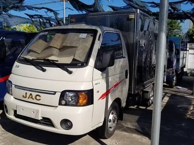 Xa tải jac x125 1,25 tấn, thùng dài 3,4m động cơ cn isuzu 0