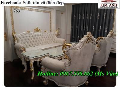 Xưởng sản xuất bàn ghế sofa phong cách tân cổ điển uy tín chất lượng 2