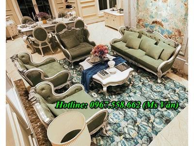 Xưởng sản xuất bàn ghế sofa phong cách tân cổ điển uy tín chất lượng 9