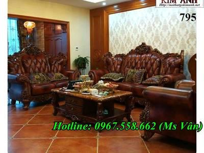 Xưởng sản xuất bàn ghế sofa phong cách tân cổ điển uy tín chất lượng 14