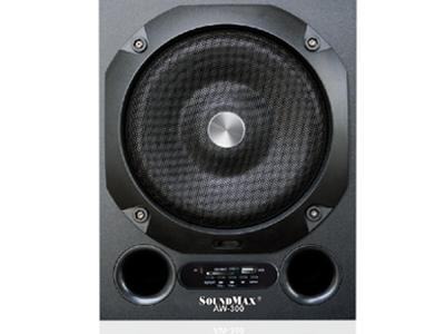 Loa vi tính Soundmax AW300 2.1 đọc thẻ SD, usb, bluetooth, remote chính hãng 0