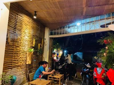 Sang gấp quán cafe - sinh tố - quận tân phú 7