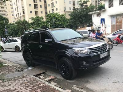Bán xe Fortuner 2014 5