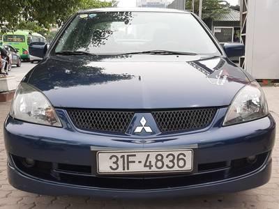 Mitsubishi Lancer 1.6 GLX 2008 AT NK Nhật bản.Đăng ký 12/2010. 0