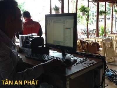 Thanh lý  trọn bộ combo thiết bị tính tiền dùng trong quán café  ở Bạc Liêu giá rẻ 5