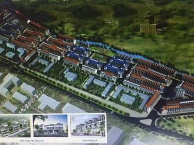 Bán lô đất khu dân cư phía Đông đường Yết Kiêu, Tp. Chí Linh 6