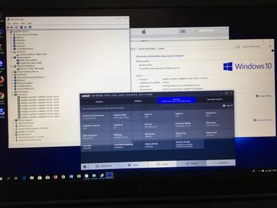 Dell Precision M6800 / Core i7 Extreme 4930MX / 32GB / mSata 1TB / K3100 / 17.3 ...