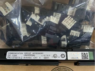 Bán buôn Patch Panel AMP/COMMSCOPE Cat5, Cat6 24 port 48 port, thanh quản lý chính hãng giá rẻ. 9