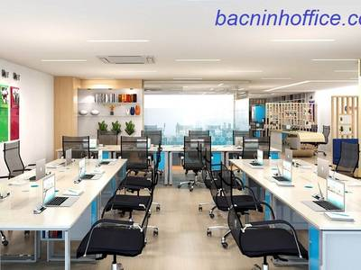 Văn phòng chung - Văn phòng chia sẻ, Văn phòng Starup sẻ rẻ nhất Bắc Ninh chỉ từ 500.000/ tháng 7