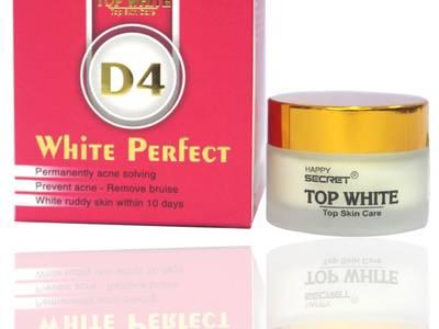 Top White Perfect D4 Xóa Khỏi Mụn Và Sẹo Thâm Rất Hiệu Quả 0