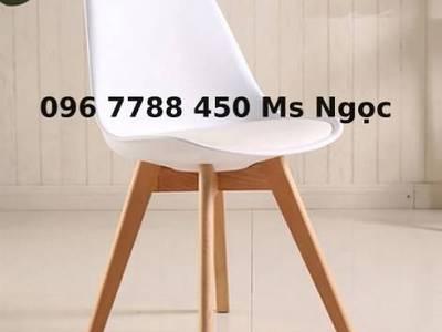 Cung cấp ghế dựa nhựa cafe giá cạnh tranh  kt: D45.5 x R38 xC 84cm 0