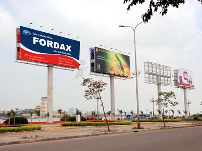 Tìm đại lý phân phối sơn FORDAX 6
