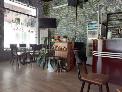 Sang nhượng quán cà phê DT 60 m2 ba mặt tiền  3 m x 4 m x 10 m Phố Lê Lai Q.Hà Đông Hà Nội 1