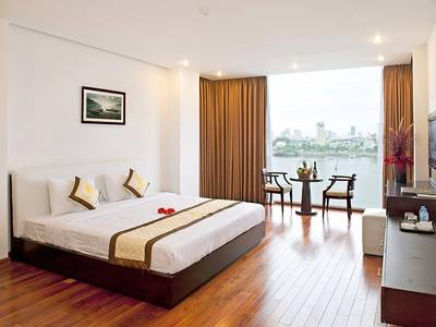 Khách sạn Đà Nẵng sát biển, phòng đẹp, giá rẻ 1