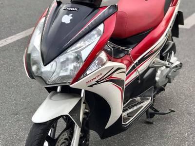 Bán Honda Ab Fi 2011,Phiên bản trắng đỏ.Chính chũ 18 triệu 1