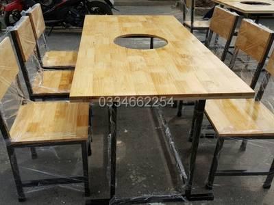 Xưởng sản xuất bàn ghế , quán ăn , nhà hàng , tại hà nội 4