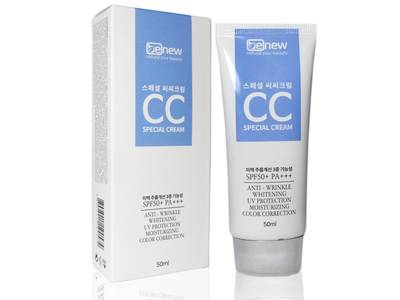 Kem trang điểm cao cấp BENEW Special C.C Cream 50ml 0