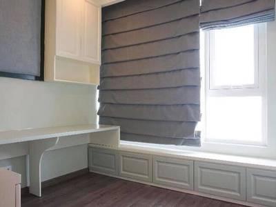 Cho thuê gấp căn hộ Leman Luxury, Q.3, 100m2, 3 phòng ngủ, 2wc, nội thất đầy đủ, lầu cao, view đẹp 10