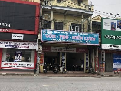 Cho thuê nhà mặt đường QL10, Yên Tiến, Ý Yên, Nam Định 2