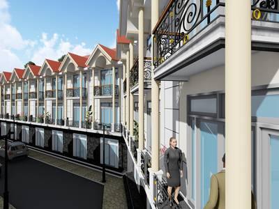 Bán dự án nhà liên kế lớn nhất Đà Lạt - cách trung tâm chỉ 3km - giá cho nhà đầu tư cấp 1 1