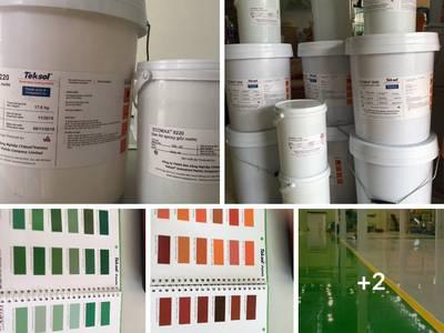 Chuyên phân phối và thi công sơn Epoxy Ecomax và APT tai Đà Nẵng ,QNam,MTrung. 1