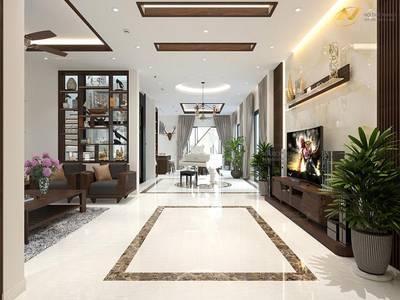 Thiết kế nội thất gỗ óc chó tại Hạ Long Quảng Ninh 0