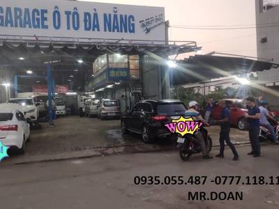 Gara chuyên sơn xe oto đà nẵng 10