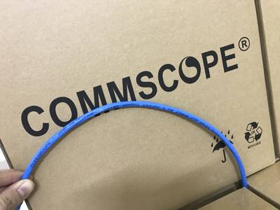 Cáp mạng cat6 commscope - AMP 0