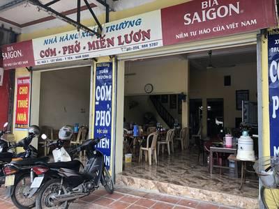 Nhà mặt đường ngã ba Cát Đằng Nam Định,100m2, 3 tầng, chính chủ cho thuê lâu dài 4
