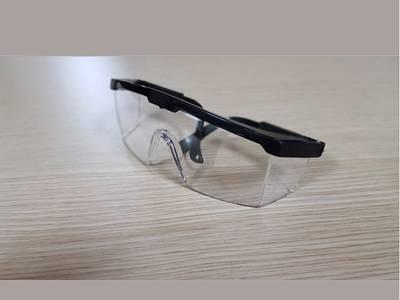 Mắt kính đi đường trong suốt - Kính bảo hộ lao động 0