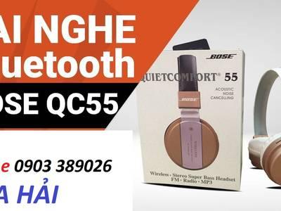 Headphone chụp tai bluetooth Bose CQ-55 hàng chất lượng giá rẻ 3