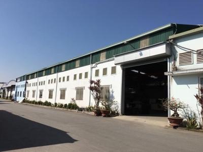 Cho thuê kho xưởng 550m2 cực đẹp tại đường 208 An Đồng 5