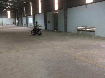 Cho thuê kho xưởng 1500m2 ở KCN Nam Cầu Kiền, có sẵn PCCC  có thể thuê lẻ 600m2 hoặc 900m2  giá cực 1