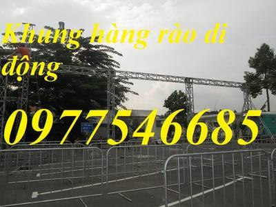 Hàng rào di động ,hàng rào nhà kho nhà xưởng tại Hà Nội 3