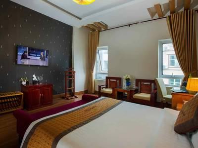 Khách sạn gần Bảo hiểm xã hội Việt nam Hà Nội - Vongxua Hotel 3