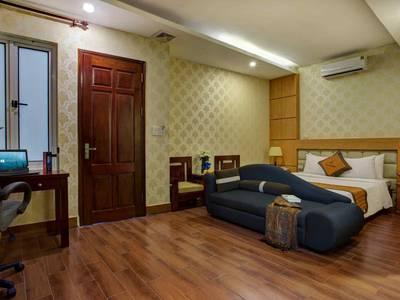 Khách sạn gần Bảo hiểm xã hội Việt nam Hà Nội - Vongxua Hotel 4
