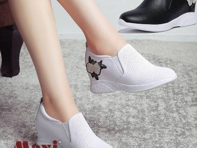 Giày độn đế nữ tăng chiều cao chất lượng tphcm 2