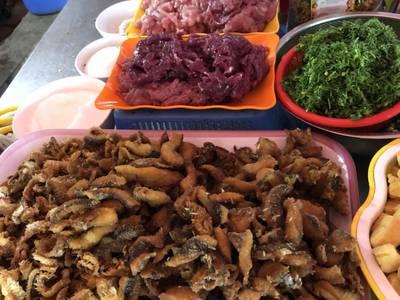 Minh Béo chuyên bún, bánh đa cua, cá ngõ Trần Quang Diệu 4