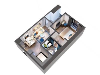 Mua căn hộ chung cư 76 Trần Hưng Đạo Quy Nhơn ở đâu 2