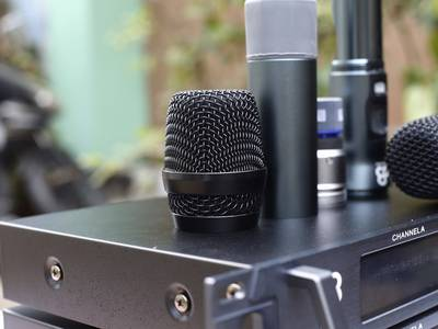 Micro db acoustic 550 pro cao cấp 3