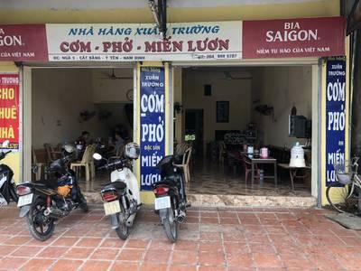 Nhà mặt đường QL10, kinh doanh cực tốt tại ngã ba Cát Đằng Nam Định 2