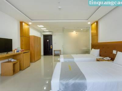 Cho thuê khách sạn 56 VÕ VĂN KIỆT, khách sạn đẹp 8 tầng, DTĐ 90M2 1