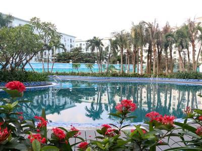 Bán căn hộ 63m, 2PN 2WC giá chỉ 1,7 tỷ full nội thất, khu đô thị mới Việt Hưng 3