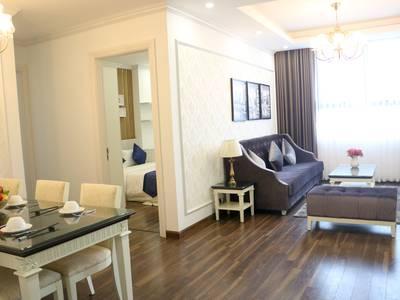 Bán căn hộ 63m, 2PN 2WC giá chỉ 1,7 tỷ full nội thất, khu đô thị mới Việt Hưng 5