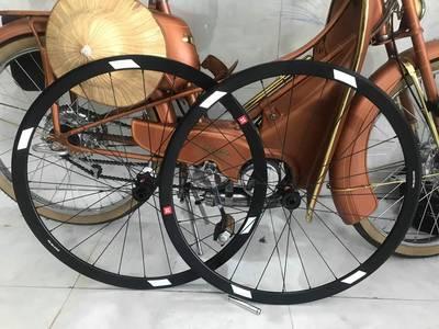 Khung sườn xe đạp đua,groupset,wheelset,phụ tùng xe đạp đua cao cấp 5